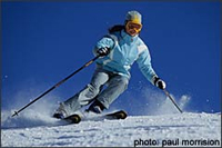 Whistler Ski School - Women Only Ski Lessons - Whistler Blackcomb Resort BC Canada